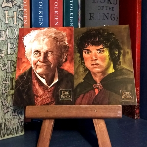 TolkienCollection_Bilbo_and_Frodo