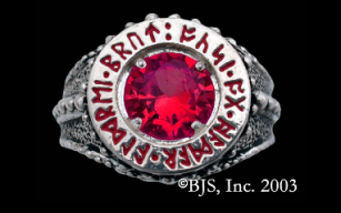 Badali Jewelry Dwarven Ring of Power