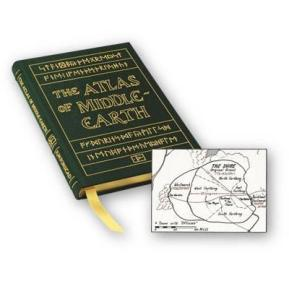 Easton Press Atlas of Middle-earth