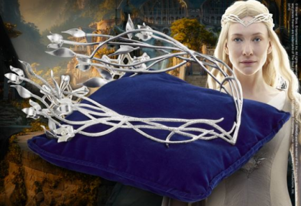 Noble Collection Galadriel Headdress