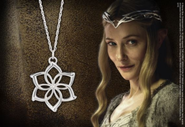 Noble Collection Galadriel Necklace